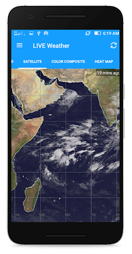 weather india: satellite live image screenshot 3