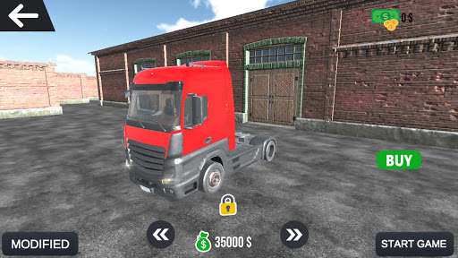 Jeu de simulateur de camion captures d'u00e9cran 2