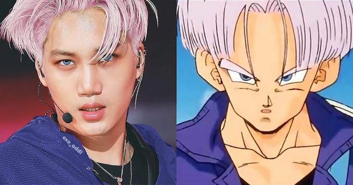 21 de idoli k-pop ce se asemănă cu personajele animate