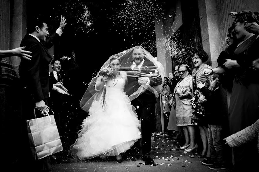 Wedding photographer Andreu Doz (andreudozphotog). Photo of 09.04.2016