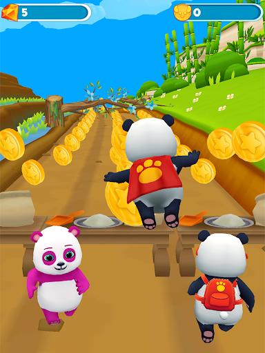 Baby Panda Run 1.2.15 screenshots 21