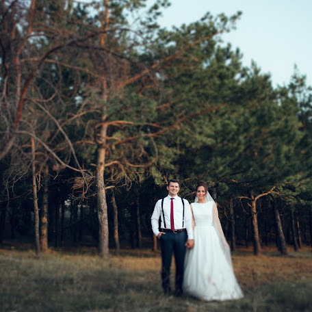 Fotógrafo de bodas Dima Zaharia (dimanrg). Foto del 28.12.2017