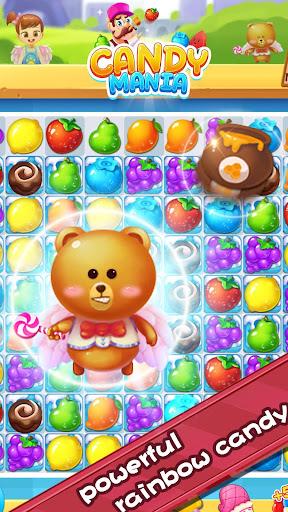 Sweet Candy Fever - New Fruit Crush Game Free 1.3.0 screenshots 2