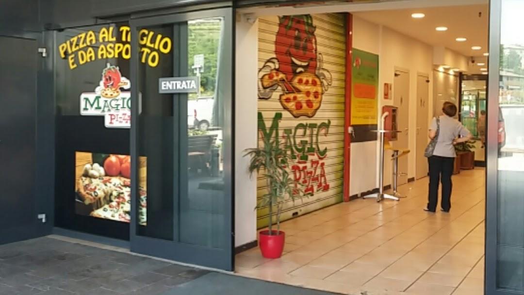 Magic Pizza Civezzano - Pizzeria a Civezzano nel CC Europa