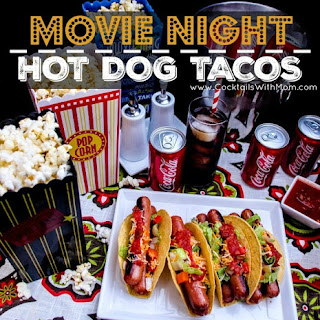 Hot Dog Tacos.