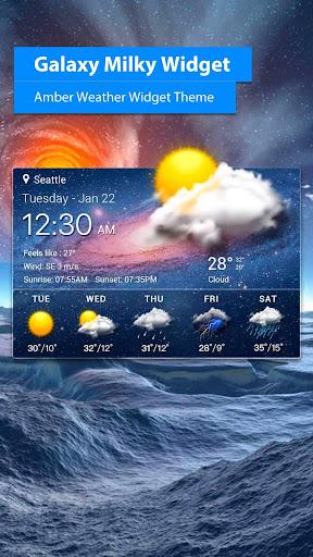 live weather widget accurate 16.6.0.50022 screenshots 1