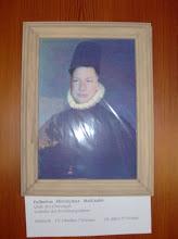 Photo: Der vermeintlich tote, nekromantisch agierende ehemalige Akademieleiter.