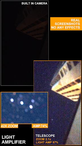 Telescope 45x HQ Img.Proc. Zoom Photo and Video 1.1.1 screenshots 2