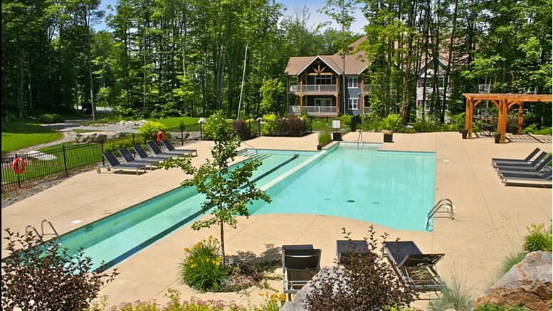 cottages for rent near Bromont #3