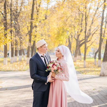 Wedding photographer Liliya Valeeva (letaphotography). Photo of 01.11.2017