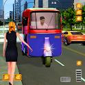 Tuk Tuk Auto Rickshaw Driving Simulator 2020 icon