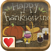 Jigsaw Solitaire Thanksgiving