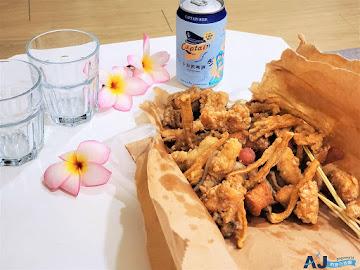 廟口鹹酥雞