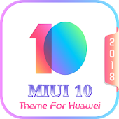 Mi-Ui 10 Theme For Huawei