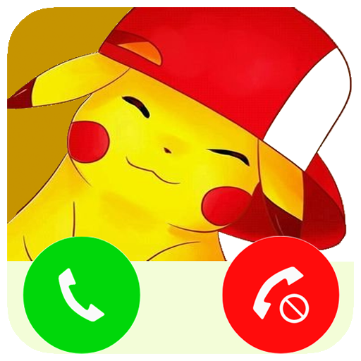 Fake Call From Pikachu