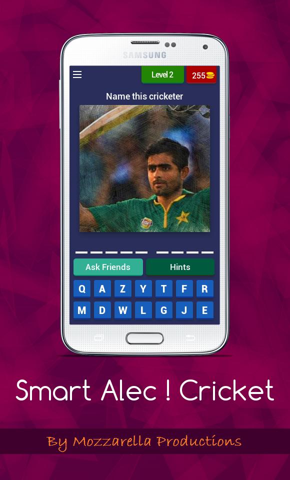 Скриншот Smart Alec! Cricket