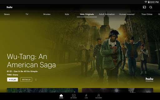 Hulu: Stream TV shows, hit movies, series & more screenshot 6