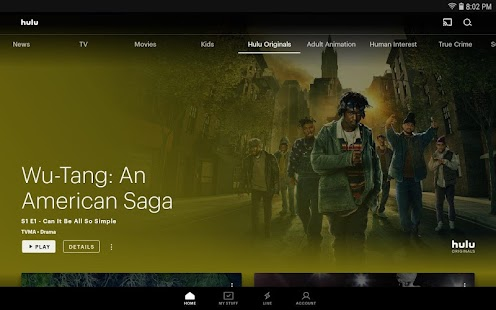 Hulu: Stream TV shows, hit movies, series & more Screenshot