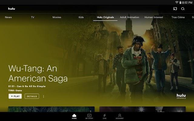 Download Hulu Tv Mod Apk Latest Version