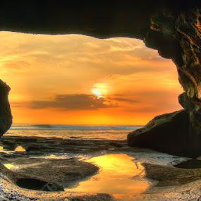 GOOK by I Gusti Putu Purnama Jaya - Landscapes Sunsets & Sunrises