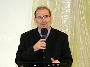 Photo: D. Nagy Tamás a 2012-es húsvéti Istentiszteleten