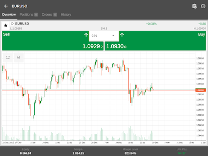 FxPro cTrader- screenshot thumbnail
