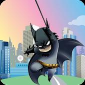 Subway Target of Batman
