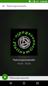 Platinumgroovesradio screenshot 0