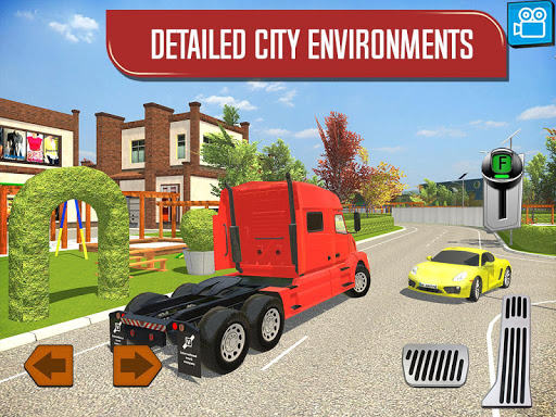 Delivery Truck Driver Simulator  screenshots 12