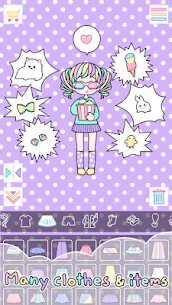 Pastel Girl MOD Apk 2.4.1 (Unlimited Shopping) 5
