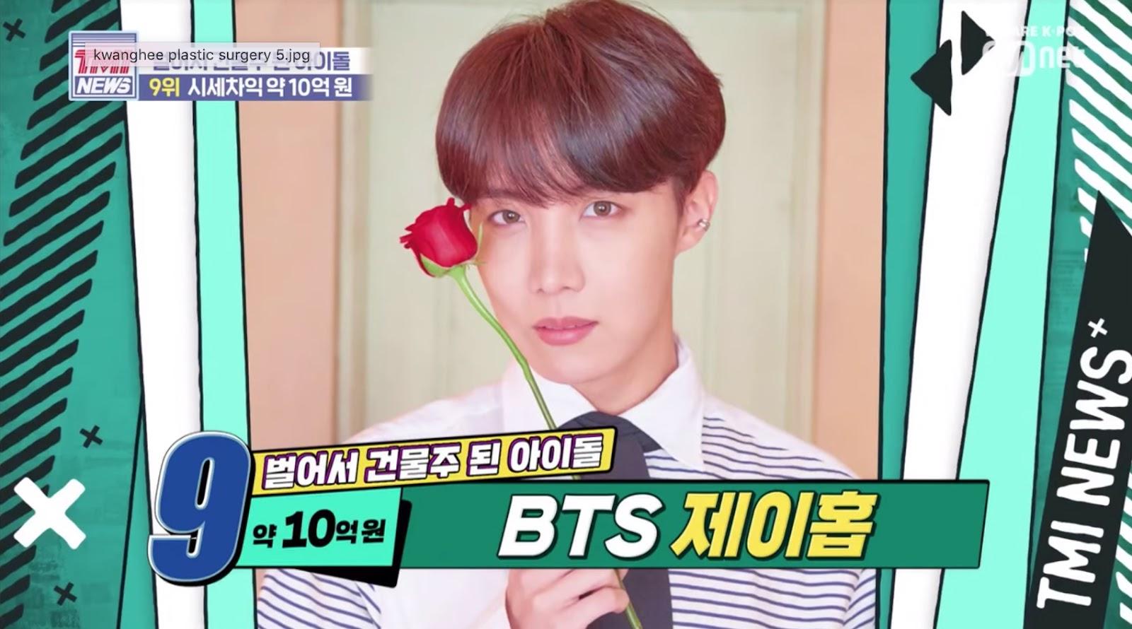 kpop real estate richest idols 1