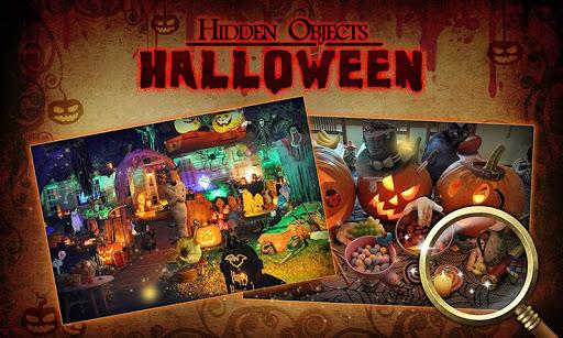 Halloween Night Hidden Objects