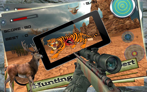 Deer Sniper Hunter 2015-FPS|玩冒險App免費|玩APPs