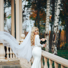 Wedding photographer Svetlana Gricyuk (sgritsyuk). Photo of 21.12.2017