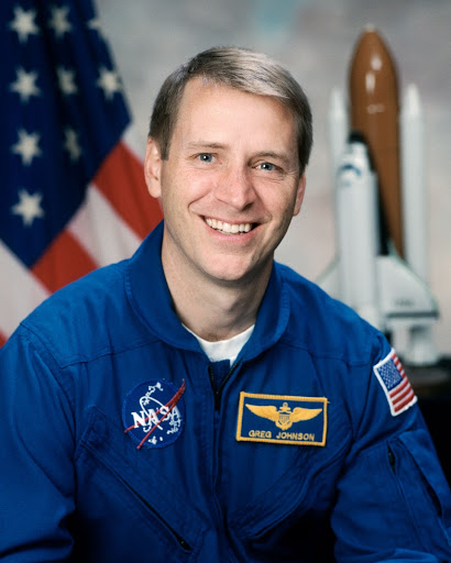Official portrait of astronaut candidate Gregory C. Johnson