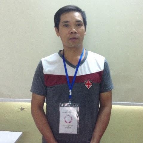 Anh Nguyễn Văn Niên - Học viên khóa học Coaching dành cho Người Lãnh Đạo (7/2016)
