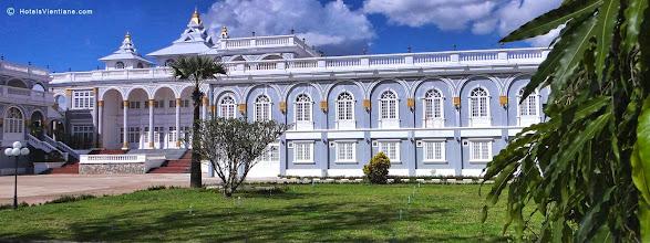 Photo: Presidential Palace, Vientiane