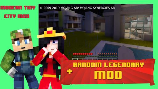 Tiny modern city mod modavailable screenshots 2