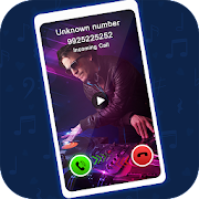 DJ Video Ringtone For Incoming Call