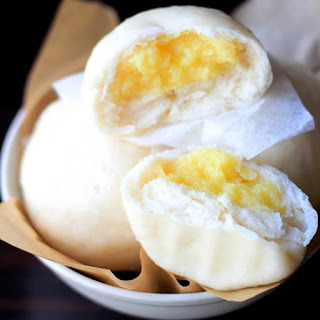 Custard Bun-Milk Yolk Buns Recipe