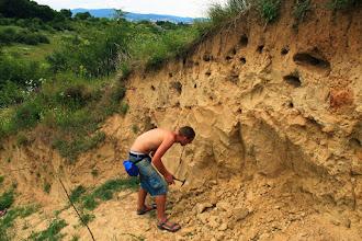 Photo: A feltárás nem védett, a honvédség tulajdonában van