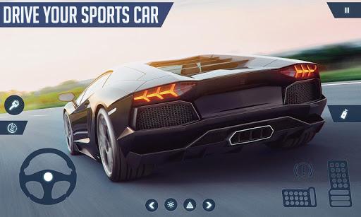 Ultimate Car Sim: Ultimate Car Driving Simulator android2mod screenshots 6
