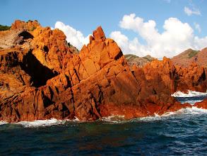 Photo: #012-La réserve de Scandola en Corse, classée au Patrimoine mondial de l'Unesco.