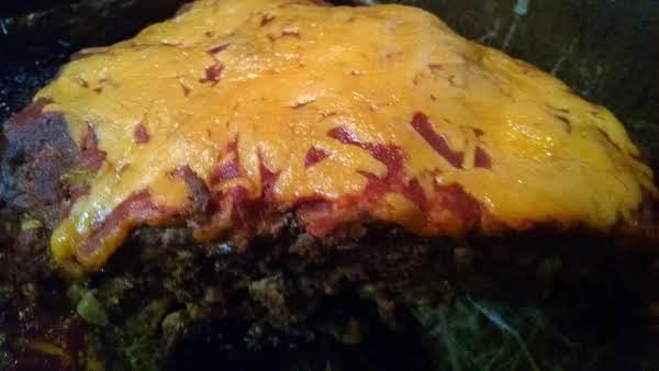 Ellen's Round Meatloaf Recipe