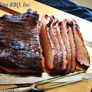 Hot and Spicy Smoked Brisket