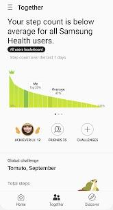 Samsung Health 6.10.0.041 Download APK Mod 2