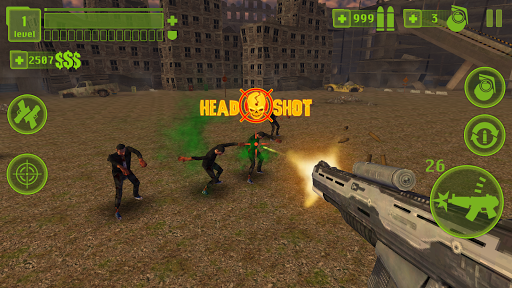 Zombie Hell 3 : Last Stand - FPS Shooter 1.01 de.gamequotes.net 1