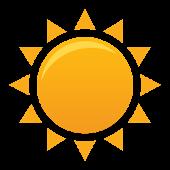 Sweet Weather Icon for Chronus