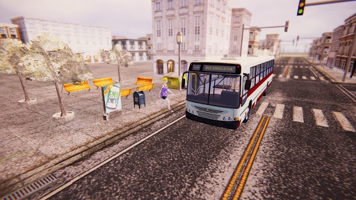 Bus Simulator 2020 | Ice Age  Driving Game 2 screenshots 4