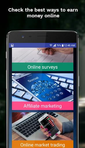 Earn Money Online at Home - Startup 33.0 screenshots 1